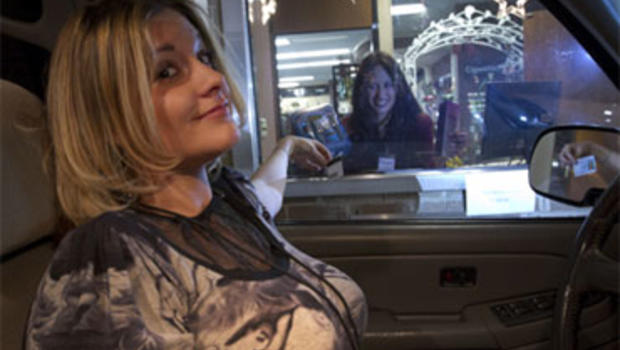 Alabama Sex Toy Drive-Thru Business on the Rise - CBS News