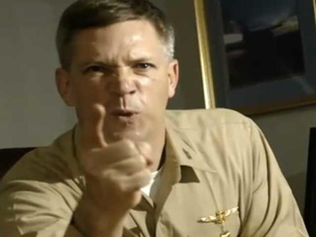 Navy Captain Owen Honors' Lewd Videos