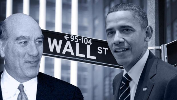 Wall Street Obama Bill Daley