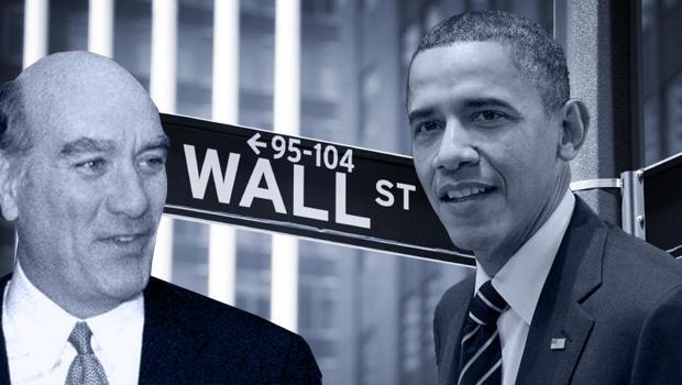 Wall Street Obama Bill Daley