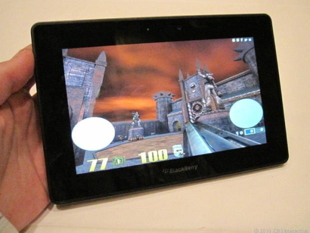 CES 2011: iPad Killers Attack