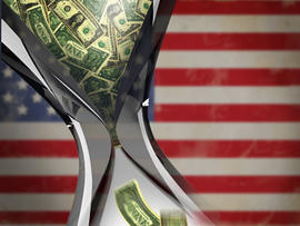 spending debt deficit