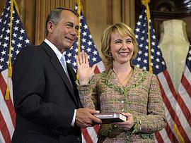 Gabrielle Giffords, John Boehner