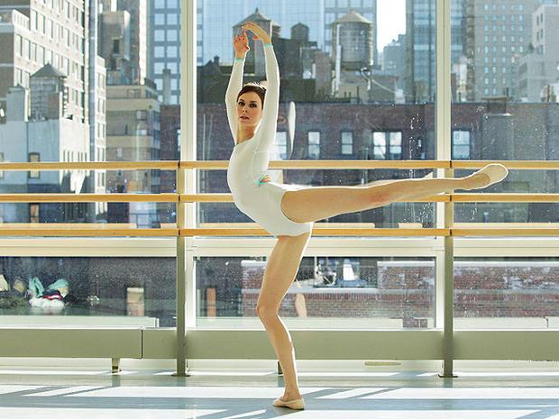 Natalie Portman Black Swan Workout Sexy Quot Black Swan Quot Workout