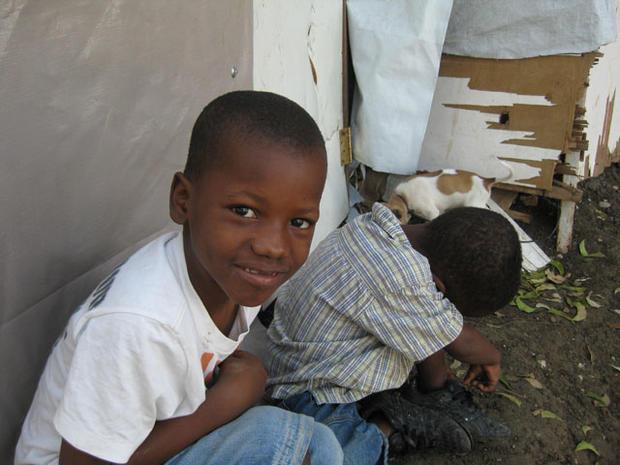 Return to Haiti