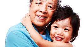 hug, grandmother, grandchild, love, family, istockphoto, 4x3