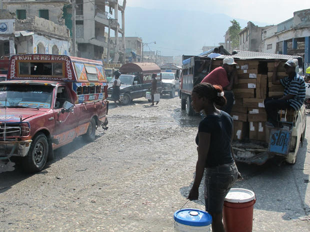 Haiti: One Year Later