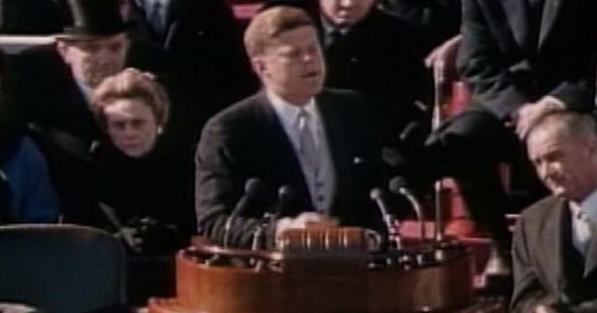 jfk inaugural address On jan 20, 1961, john f kennedy gave an inaugural address that became one  of the most famous speeches in american history it shaped.