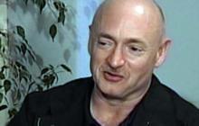 Giffords' Husband Mark Kelly on Her Progress