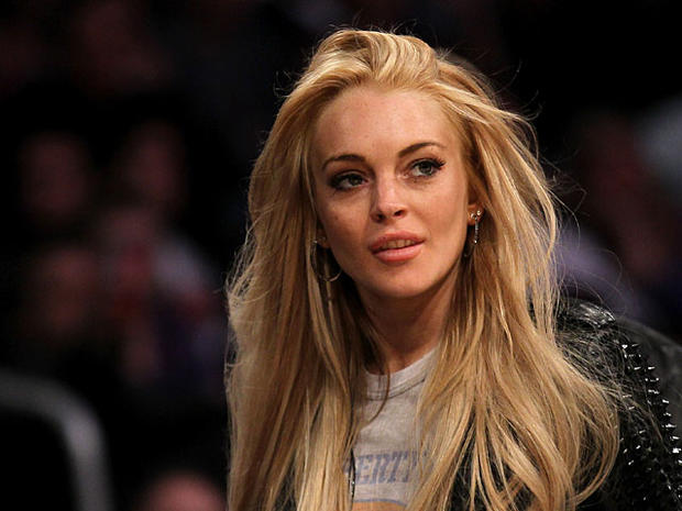 Lindsay Lohan Suspected in Necklace Theft, Say Reports