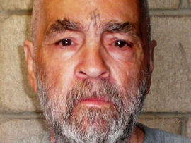 Charles Manson found with second cellphone