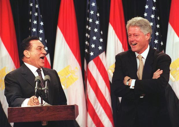 Mubarak and the U.S.