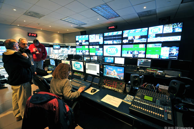 The Tech in Super Bowl Sunday