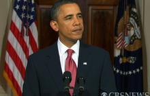 Obama Addresses Egypt Crisis