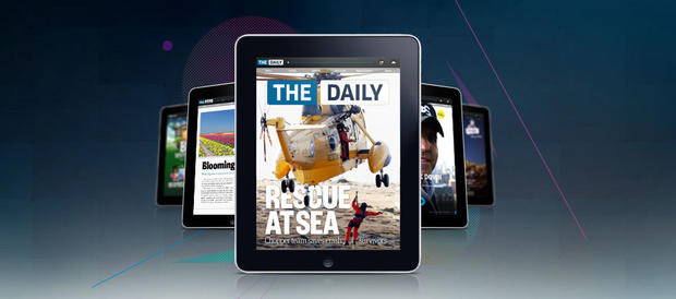 Free iPad News Alternatives to The Daily