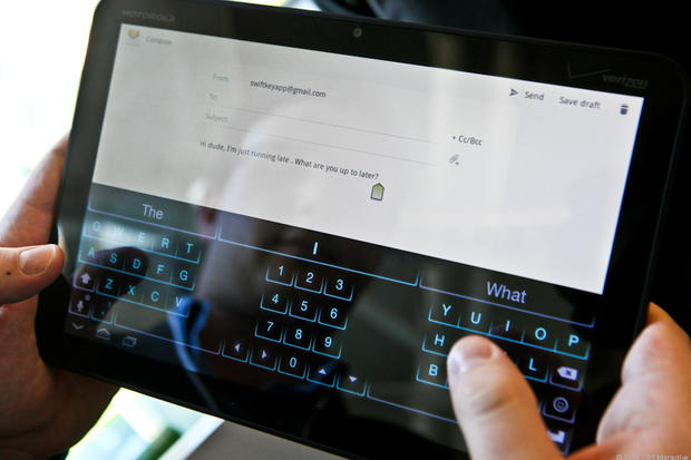Google Honeycomb: An Operating System for Tablet Computers
