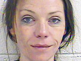 Tenn. Woman Arrested for Stealing Car from Fire Station, Says She Was Tired of Walking