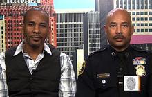Detroit Hero Cops Talk of Shootout Ordeal