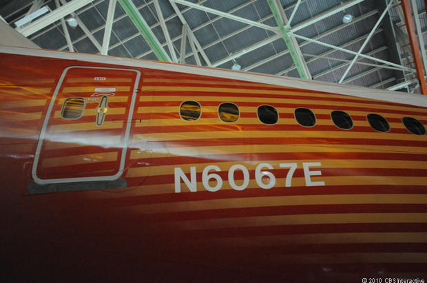 Boeing's 747-8 Intercontinental Unveiled