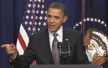 """Obama Says Iran Celebrating Egypt Protests """"Ironic"""""""