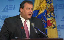 """Chris Christie Says It's Time To Take On """"Big Issues"""""""