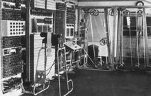 Alan Turing and the birth of modern computing
