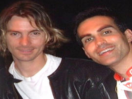 Christopher Monson and Michael Tardio
