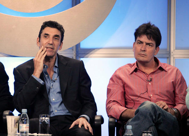 Charlie Sheen: The ups and downs