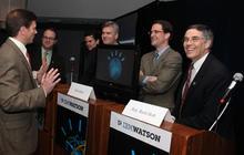Rep. Rush Holt's secret to beating IBM's Watson