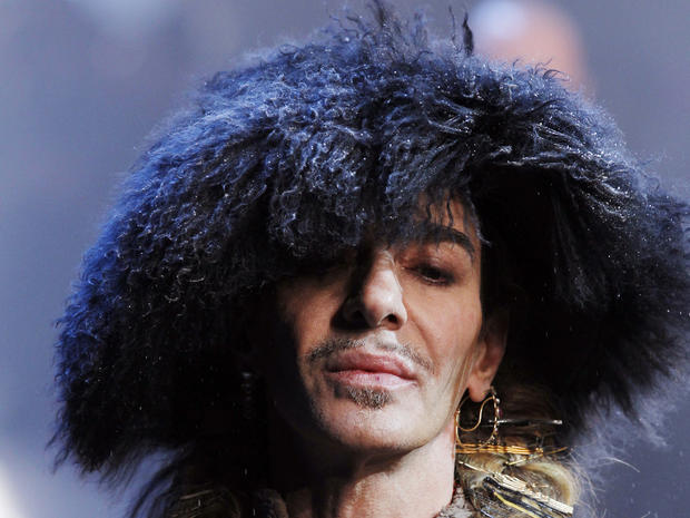 John Galliano to stand trial for racial remarks