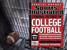 Sports Illustrated cover