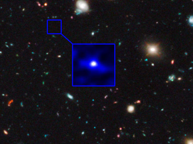 Star search: In pursuit of the universe's first galaxy