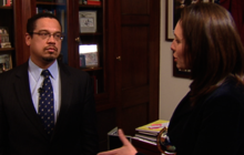 "Rep. Ellison: Islamic radicalization hearings ""bad idea,"" ""misuse of gavel"""