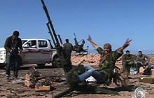 Libya's ragtag revolutionaries