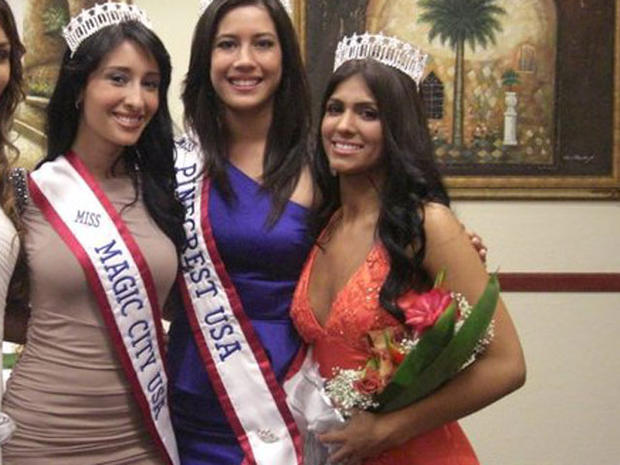 Fla. beauty queen steps down after porn title revealed