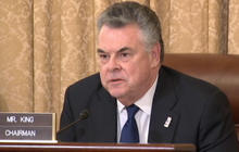 Best of Peter King's radicalization hearing