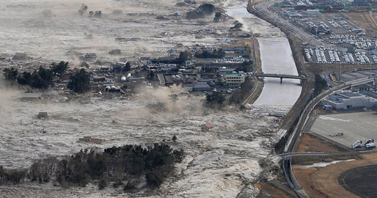 Japan earthquake, tsunami kill hundreds - CBS News
