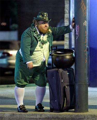 Leprechauns are real!