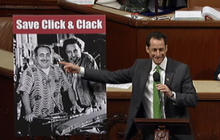 """The week in quotes - Dem rep. fumes over NPR vote, Mr. Burns """"fires"""" Bill Plante"""