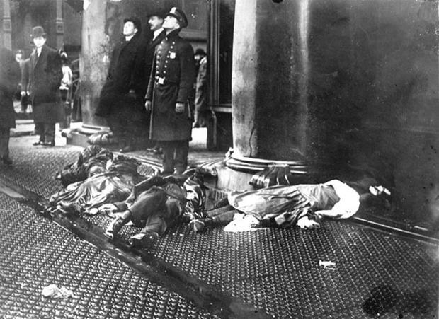 Triangle Shirtwaist Factory Fire - The 1911 Triangle ... Triangle Shirtwaist Fire 1912
