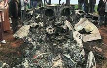 U.S. fighter jet crashes in Libya