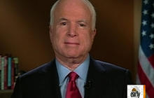 """McCain on no-fly zone: """"It's been very effective"""""""