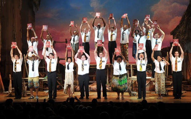 """The Book of Mormon"" on Broadway"