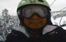 Snowboarder's near-death caught on tape