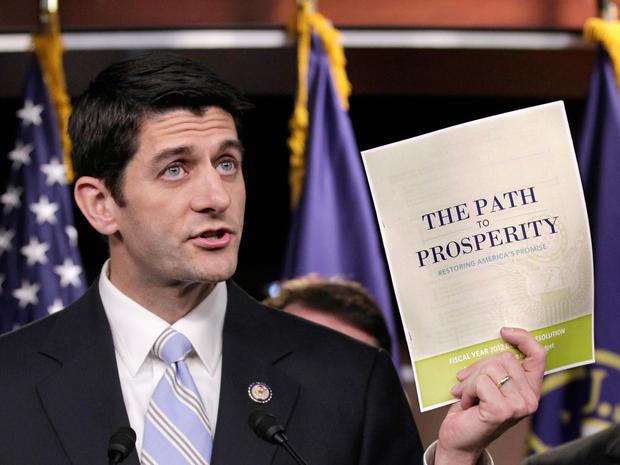 Paul Ryan, budget