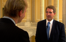 Budget hawk Rep. Flake on looming government shutdown and who's to blame?