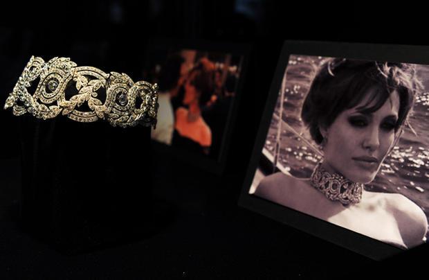 Angelina Jolie's jewelry line
