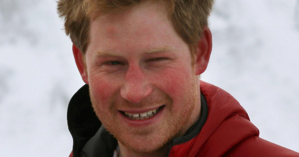 Prince Harry returns to Britain - CBS News