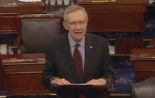"Reid ""appalled"", ""frustrated"", ""personally offended"" over budget talks"
