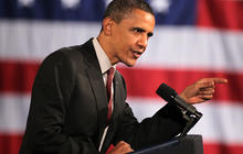 """Obama to GOP: """"You think we're stupid?"""""""